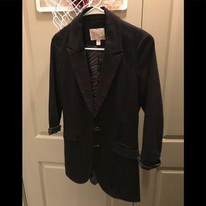 dynamite black suit